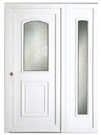 Puerta con panel Monaco vidrio