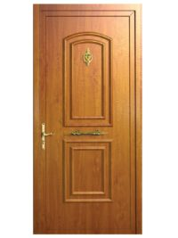 Puerta con panel Montecarlo embero