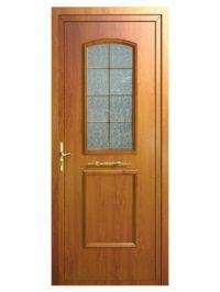 Puerta panel Montecarlo vidrio barrotillo