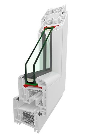 Sección ventana Stylo