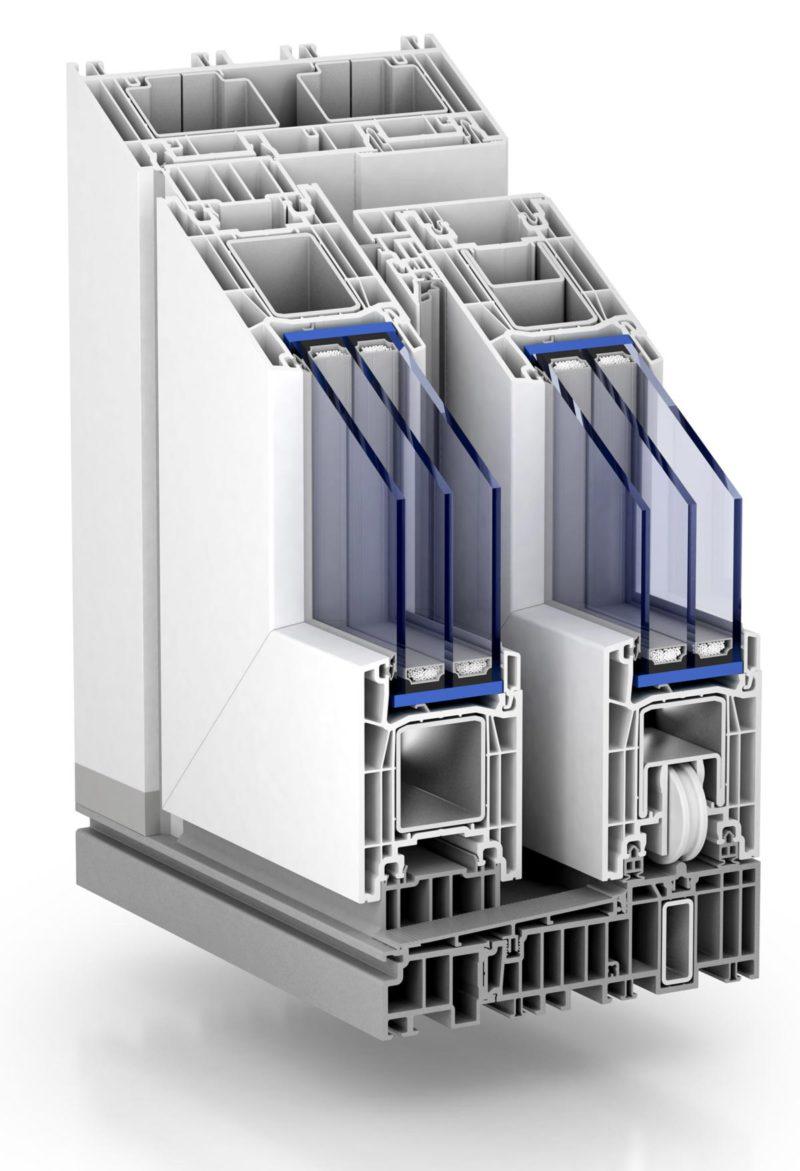 sistema Premidoor 76